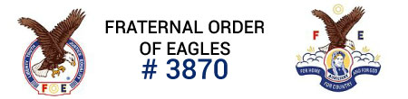 Fraternal Order Of Eagles # 3870
